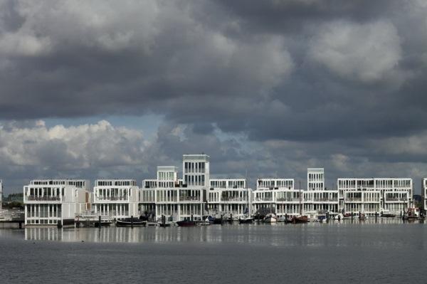 case plutitoare prefabricate amsterdam