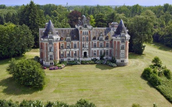 castel franta