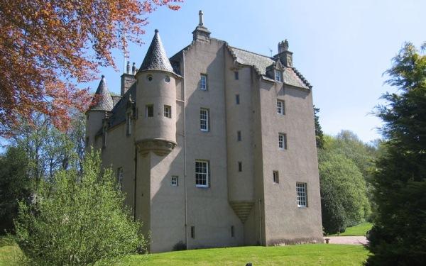 castelul Lickleyhead