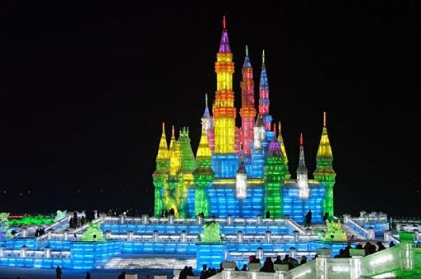 castelul de gheata harbin china
