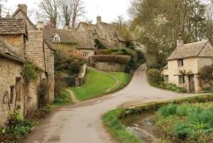 Vezi cum arata cel mai frumos sat din Anglia – 20 IMAGINI