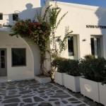 cateva magazine de firma pe insula Mykonos