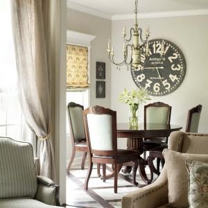 ceas mare decor perete dining stil clasic