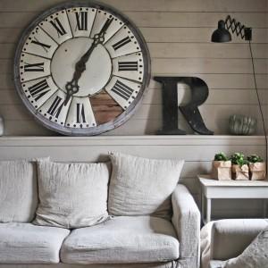 ceas vintage mare decor living
