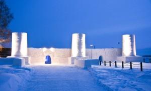 Top 10 constructii de gheata din lume