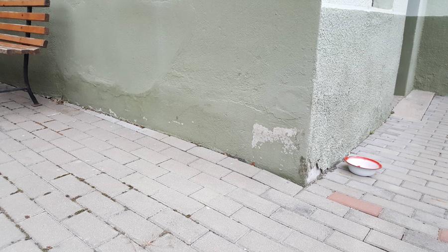 colt exterior pereti bucatarie de vara parte de jos