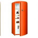 Modele de combine frigorifice colorate. Ti-ar placea in bucataria ta?