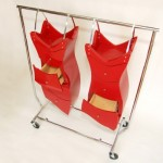 comoda little-red-dresser