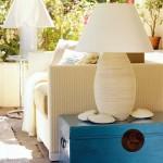 cufar din lemn piesa mobilier terasa suport corp iluminat