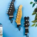 cuiere decorative handmade din griffuri chitara