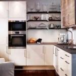 cuptor electric incorporabil bucatarie moderna mobilier forma litera L