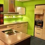 cuptor electric si plita incorporabila bucatarie moderna