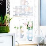 decor fereastra bucatarie moderna