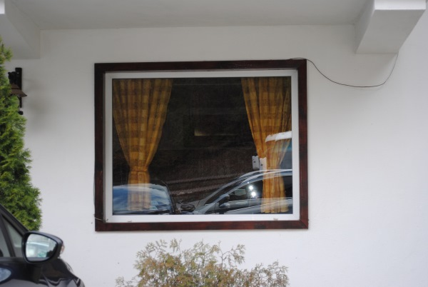 decorare fereastra inramare