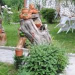 decoratiune gradina buturugi