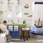 decoratiuni baie copii
