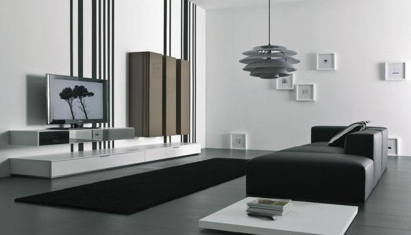 decoratiuni lving modern