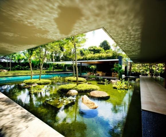 design gradina casa