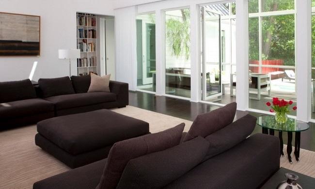 design living modern pardoseala wenge