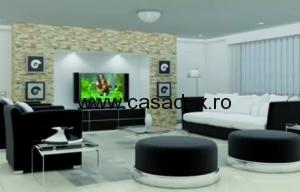 Idei de design interior pentru livingul casei tale (2012)