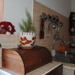 detaliu decor bucatarie italiana