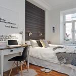 Idei de amenajare a unui dormitor in stil scandinav