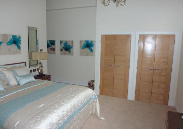 dormitor apartament cartier