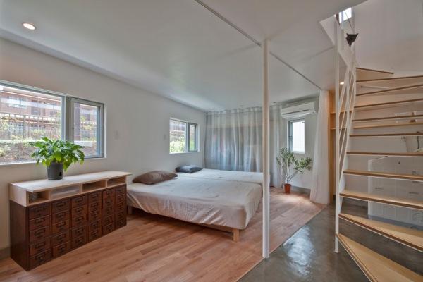 dormitor casa amprenta mica