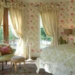 dormitor design floral