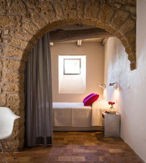 dormitor hotel civita