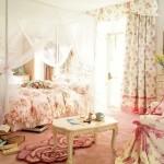dormitor imprimeuri pereti