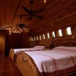 dormitor in avion