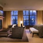 dormitor modern de lux cu semineu