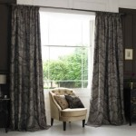 draperii dense termoizolate pentru pastrarea caldurii in interiorul casei