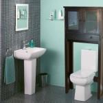 dulap compact deasupra wc baie mici dimensiuni