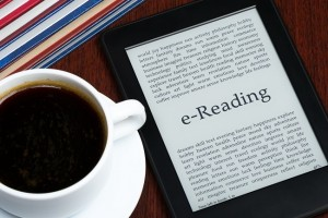 e-book reader pentru citirea cartilor in format electronic