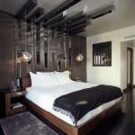 exemplu amenajare dormitor masculin modern