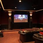 exemplu amenajare sala home cinema acasa