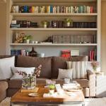 exemplu asezare mobilier in decorul unui living mic