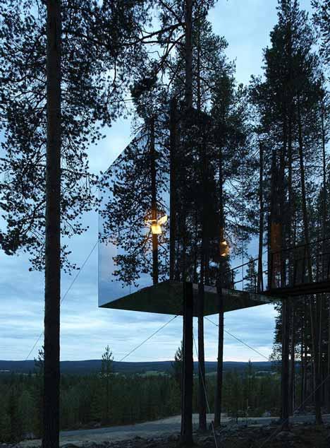 exterior hotel invizibil copac