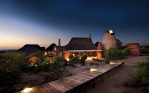 exterior resedinta privata leobo provincia limpopo africa de sud