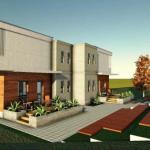 fatada 5 proiect locuinta bifamiliala 266 mp
