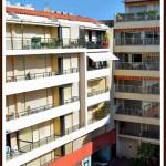 fereastra apartament Cannes Franta