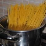 fierbere spaghetti al dente