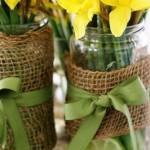 flori in sticle