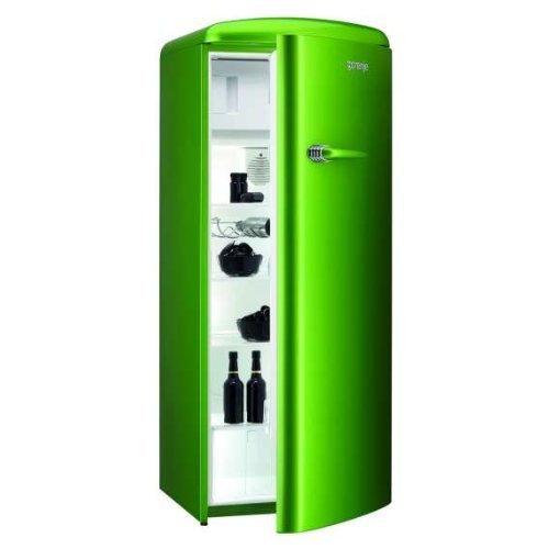 frigider retro verde gorenje rb 602990gr