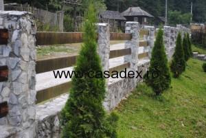 gard stalpi beton scandura
