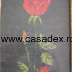 goblen cu trandafir