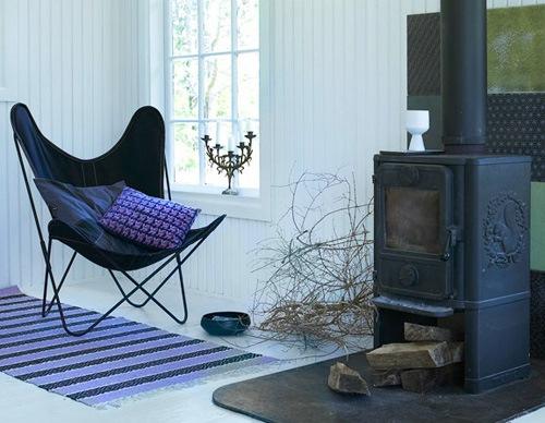 godin fier forjat interiol stil scandinav