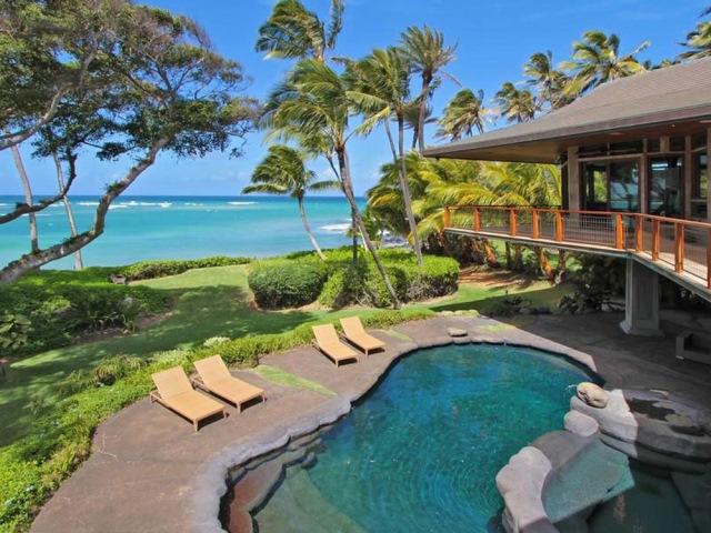 hotel piscina hawaii